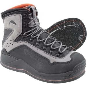 Simms G3 Guide Boot Felt 7 Steel