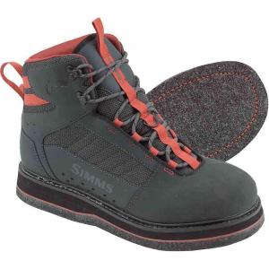 Simms Tibutary Boot Felt 7 Carbon