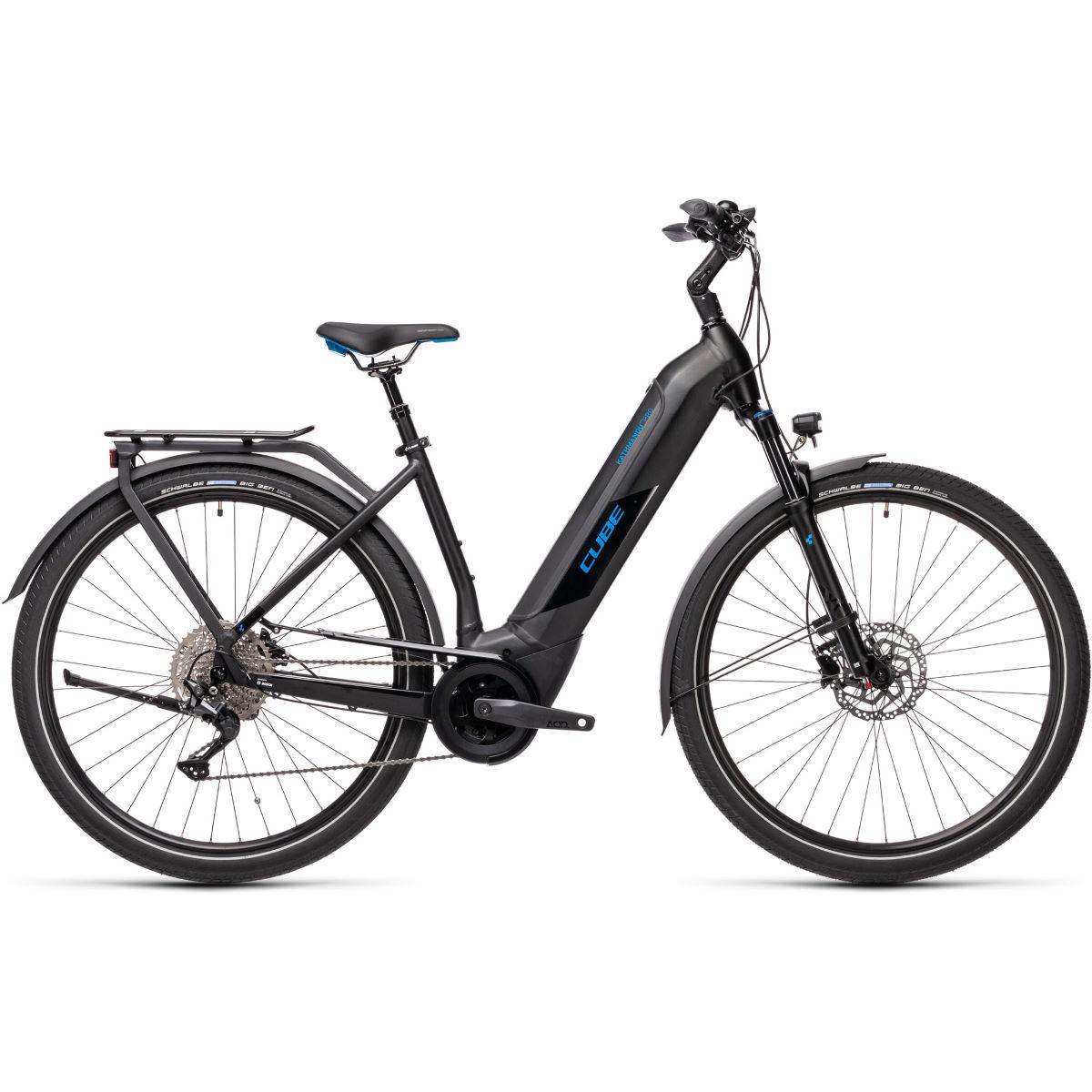 Cube Kathmandu Pro 625 EE 2021 Electric Urban Bikes