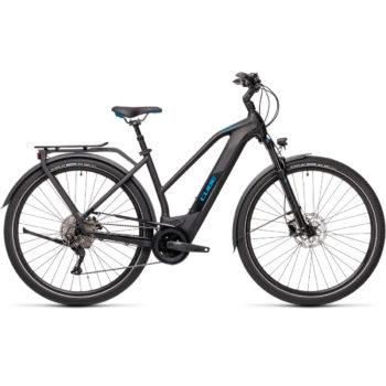 Cube Kathmandu Pro 625 Trapeze 2021 Electric Urban Bikes