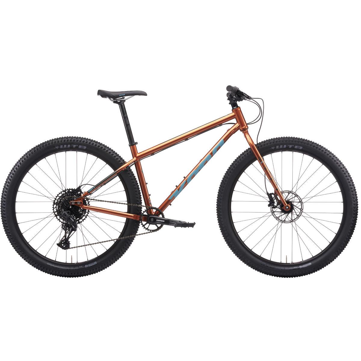 Kona Unit X 2021 X-Large Metallic Rust