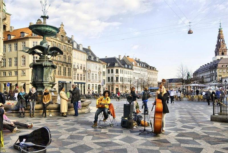 No cars in Copenhagen