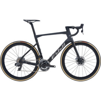Fuji Transonic 1.1 Disc 2020 Satin Carbon Chrom