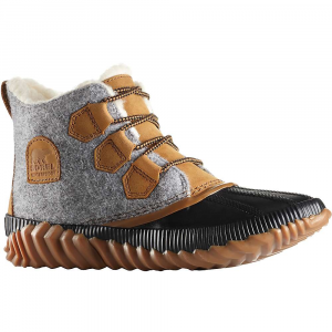 Sorel Out N About Plus Felt Shearling Boot 7 Quarry