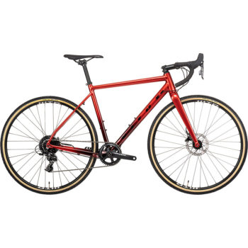 Vitus Energie VR Apex 2021 - Candy Red-Ron Burgundy