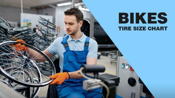 Bike Tire Size Chart