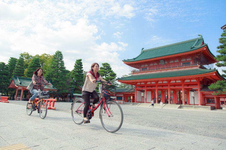 Kyoto Cycling