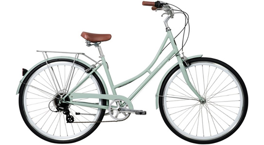 Pure Cycles Step-Through Classic Women's Bike