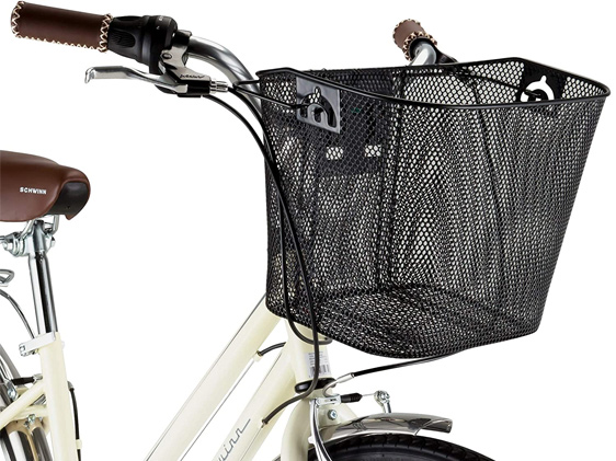 Schwinn Wire Basket For Bikes