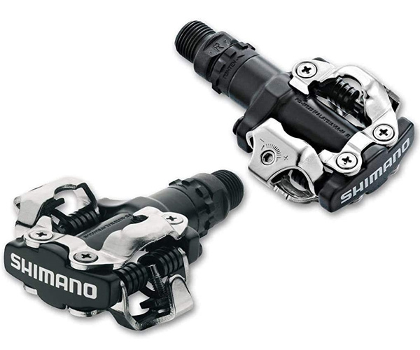 Shimano Pd M520 Spd Clipless
