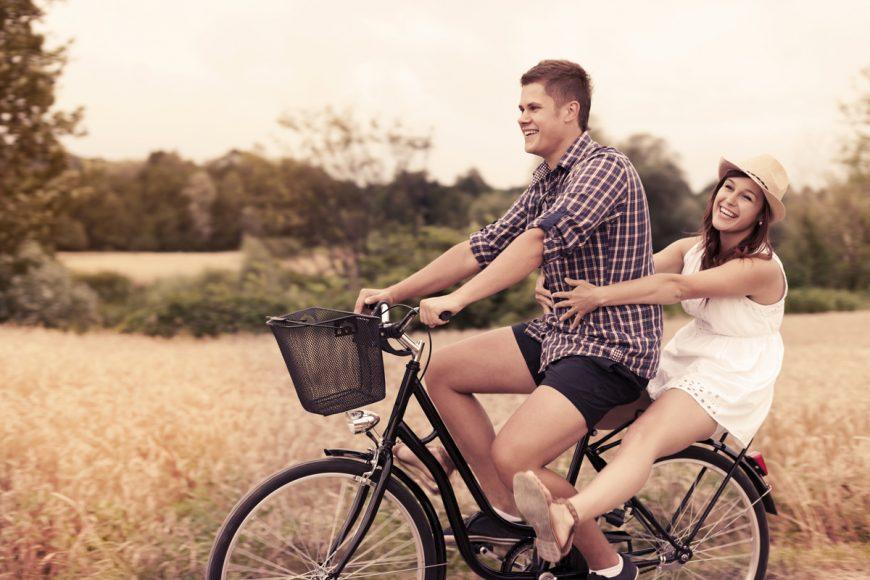 Step Through Bikes