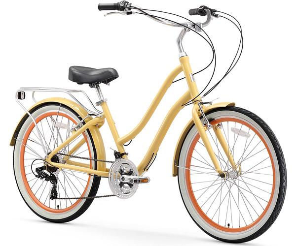 3-Speed Hybrid Cruiser Bike