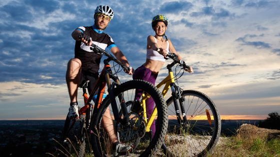20 Benefits of Cycling
