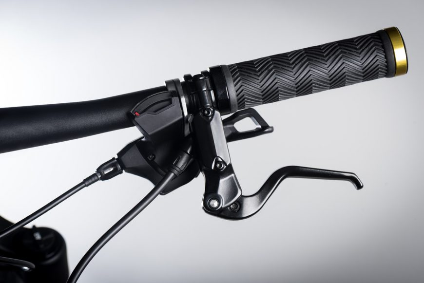 Bike Handlebar And Grip