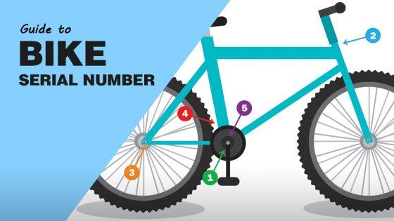 Bike Serial Number Guide