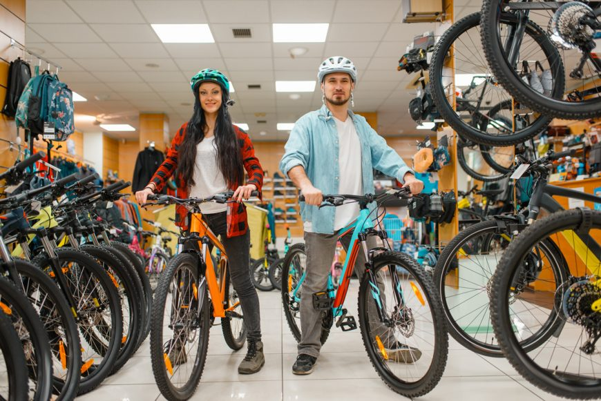 Choosing Bicycles