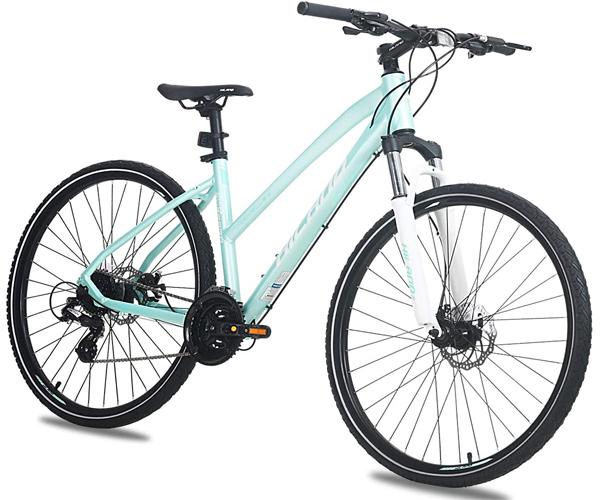 Hiland 24 Speed Hybrid Bike