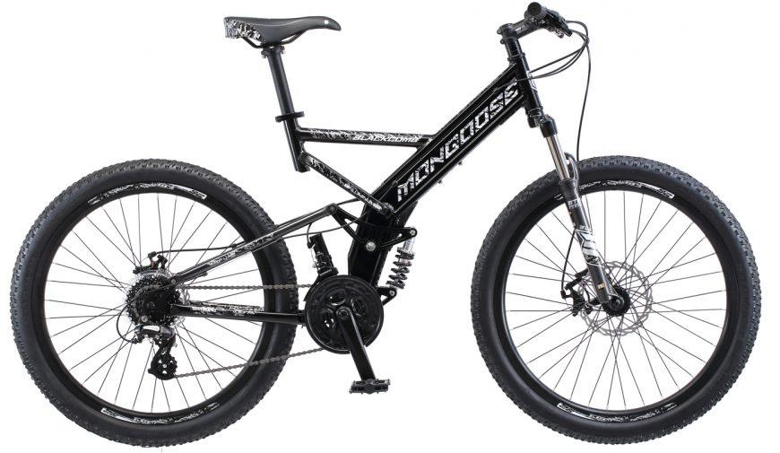 Mongoose Blackcomb Mountain Bike