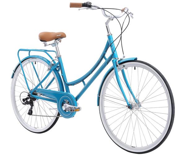 Nadine Se 7 Speed Hybrid Bike