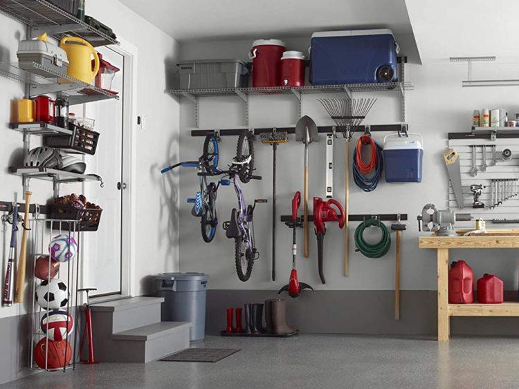 Rubbermaid Fasttrack Garage Storage