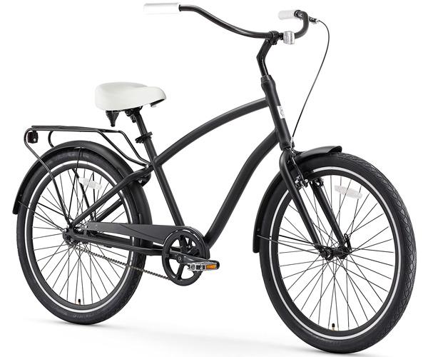 Sixthreezero Evryjourney Hybrid Cruiser Bike 1-Speed