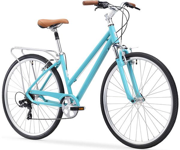 Women's 7-Speed Hybrid Bike