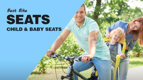 Child and Baby Bike Seats