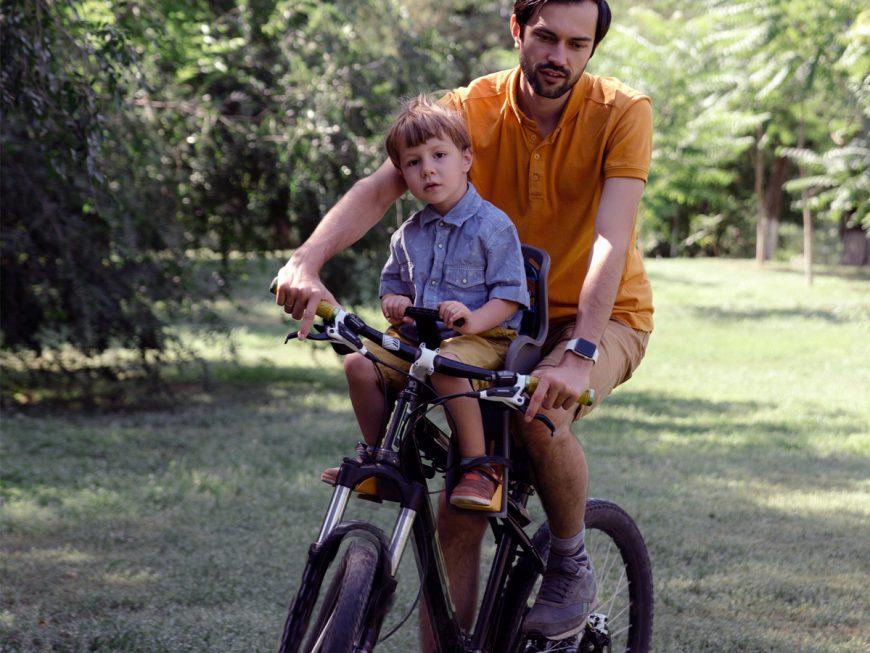 Front Mounted Baby Bike Seats