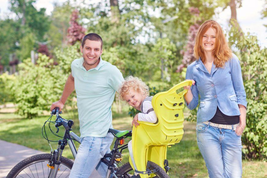 Rear Baby Bike Seats