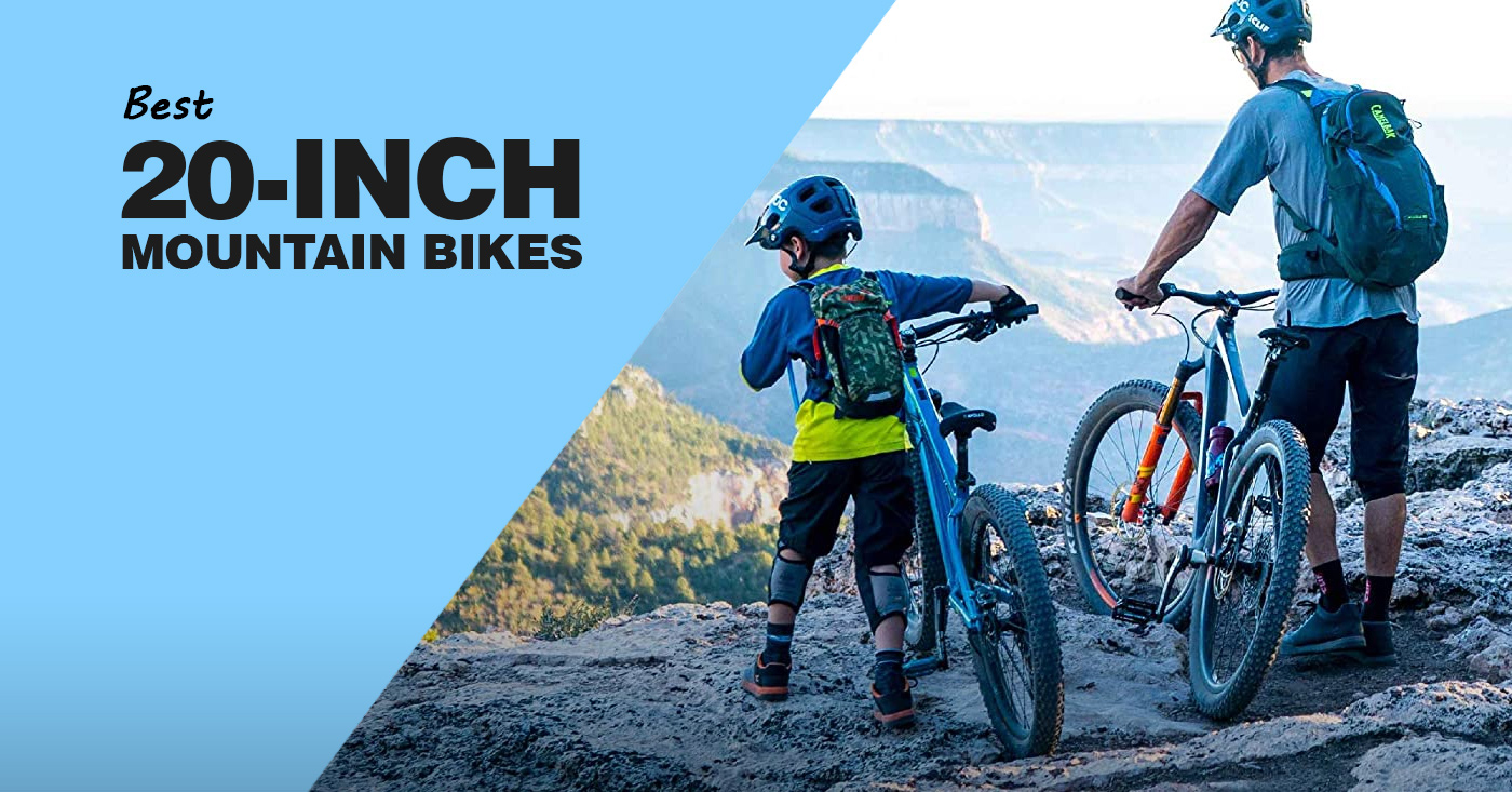 Best 20-Inch Mountain Bikes For Kids