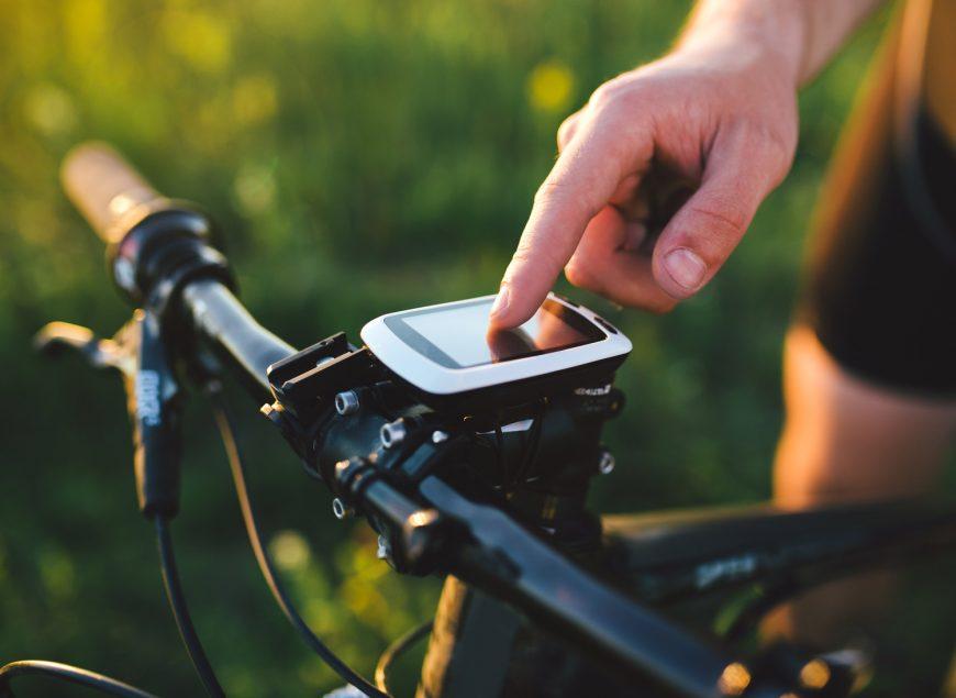 Calibrate Bike Computer