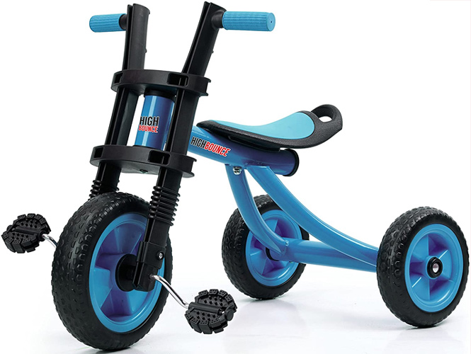 High Bounce Kids Tricycle