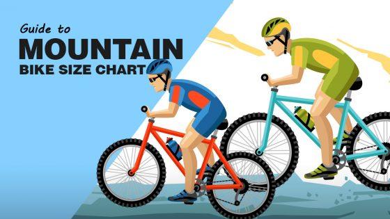 Mountain Bike Size Chart