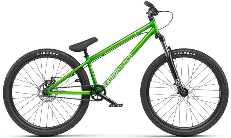 Radio Asura Dirt Jump Bike 2021