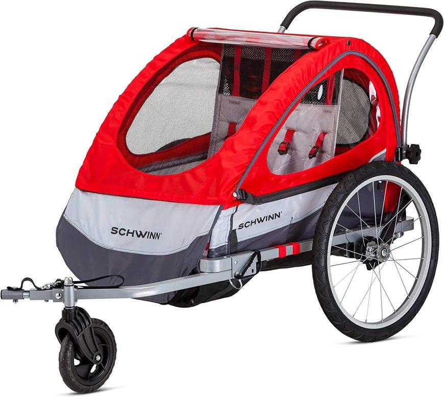 Schwinn Trailblazer Child Bike Trailer