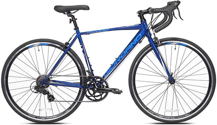Giordano Acciao Road Bike