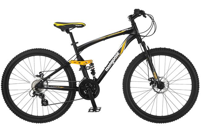 Mongoose Stasis 26 Inch Mountain Bicycle