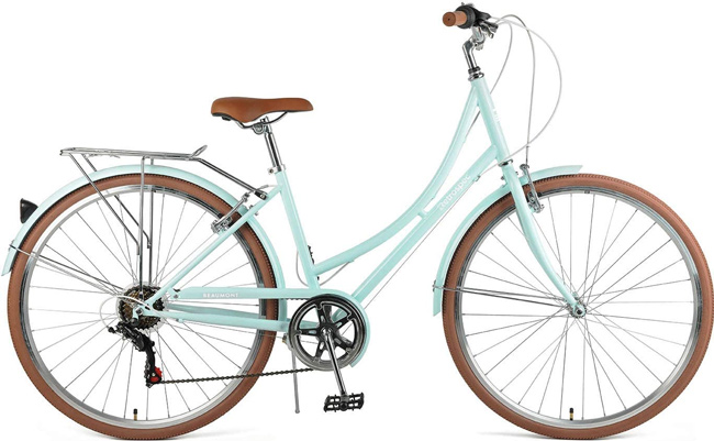 Retrospec Beaumont 7 Speed City Bike