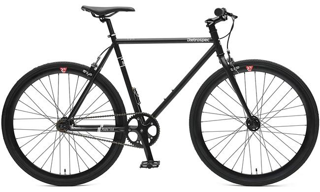 Retrospec Bicycles Mantra V2