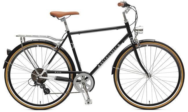 Retrospec Mars Hybrid Bike