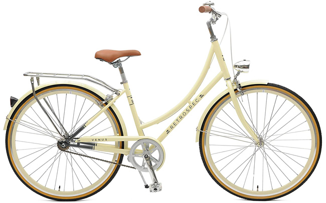 Retrospec Venus Dutch Step Thru Hybrid Bike
