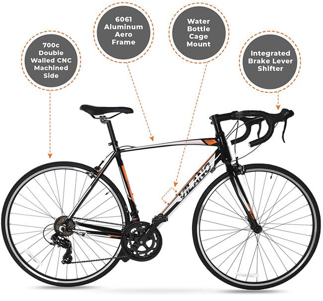 Vilano Shadow 3.0 Road Bike