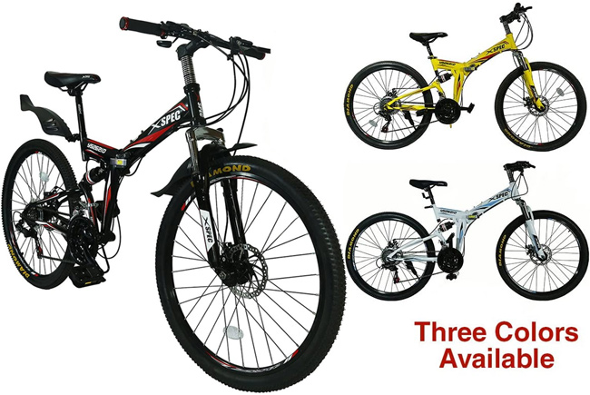 Xspec 26 Mountain Bike For Adult