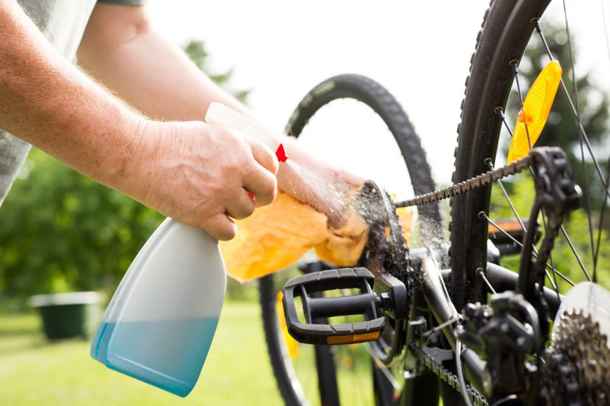 Bike Cleaning Agent