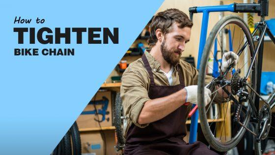 How To Tighten Bike Chain