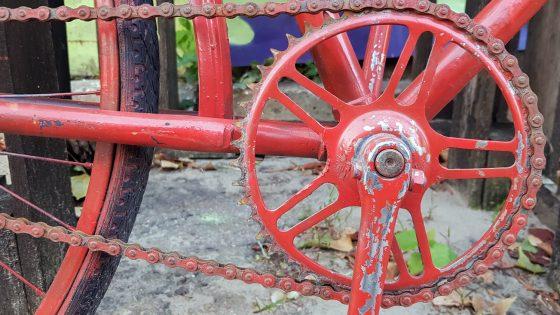 Remove Rust From Bike