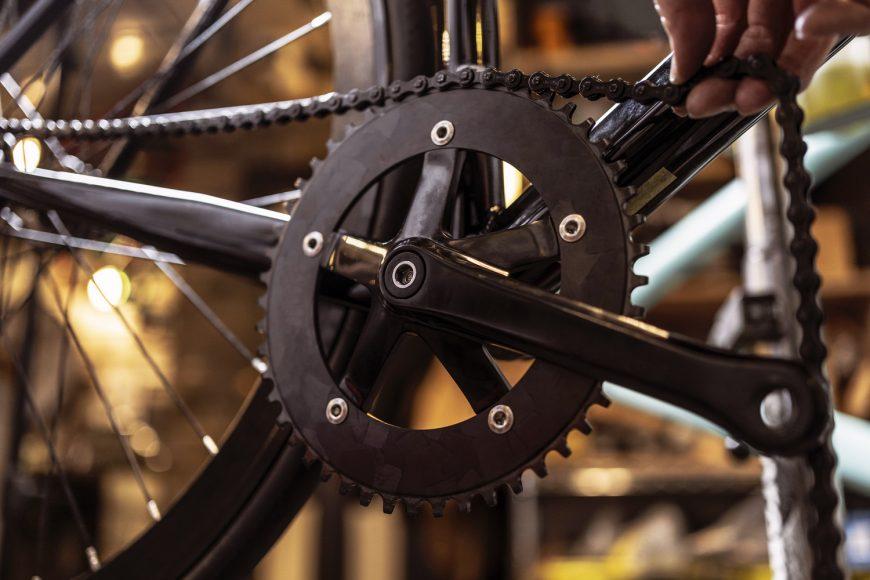 Repairing Bike Chain