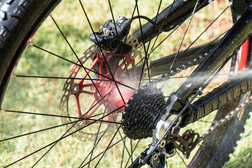 Rinse Bike Gently