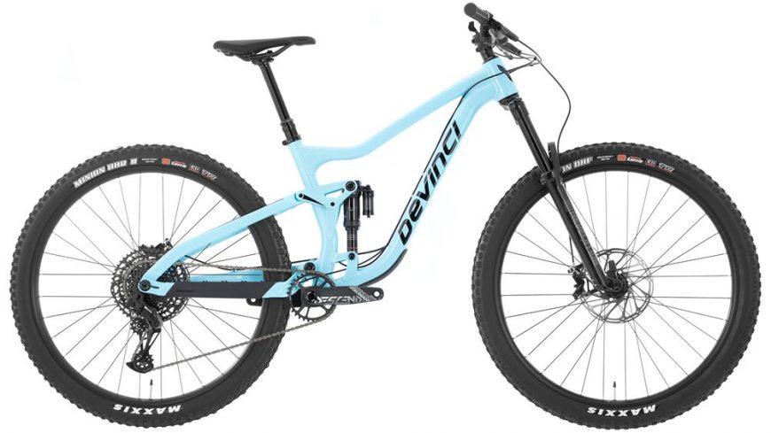 Devinci Electric Mountain Bikes