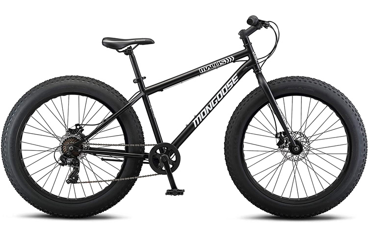 Malus Adult Fat Tire Mountain Bike